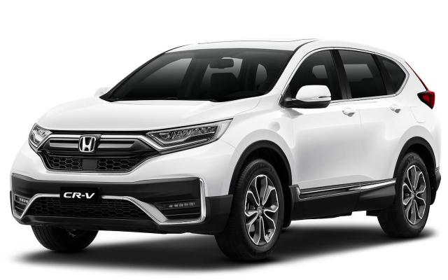 Honda CRV 1.5L Turbo 2021