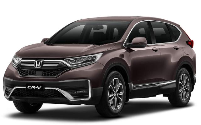 Honda CRV 1.5E Turbo 2021