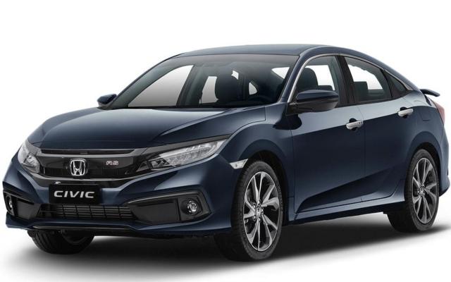 Honda Civic 1.8E CVT 2021
