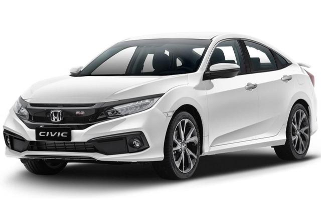 Honda Civic 1.8G CVT 2021