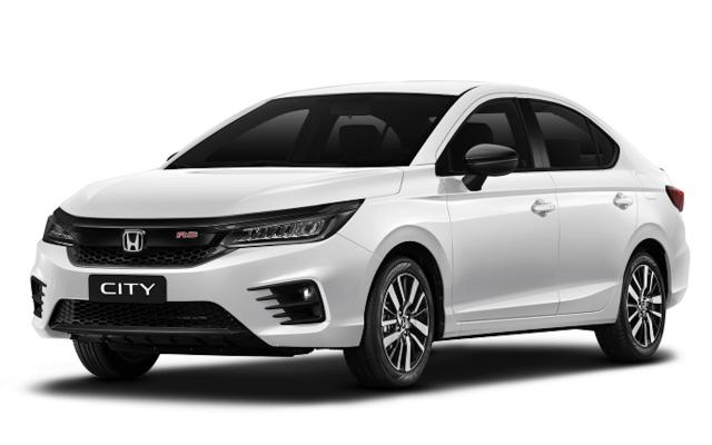 Honda City 1.5E CVT 2021