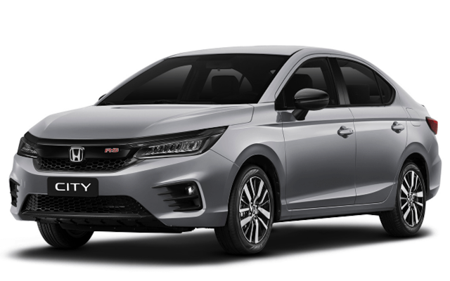 Honda City 1.5G CVT 2021