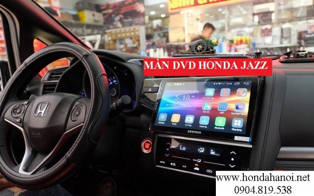 Màn Hình DVD Androi Honda Jazz 2021
