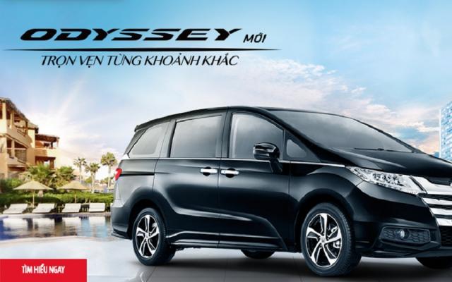 Bán Honda Odyssey Cũ 2016-2018