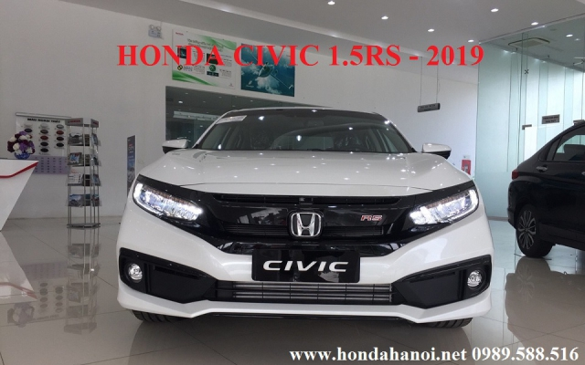 Honda Civic 1.5RS Turbo 2019
