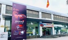Giới Thiệu Xưởng Dịch Vụ Honda Ô Tô Giải Phóng
