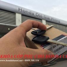 Khóa Cốp Phụ Cho Xe Honda CRV Giá Rẻ