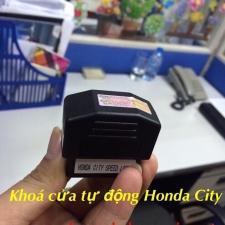 Khóa Cửa Tự Động Cho Honda City 2013,2014,2015,2016,2017
