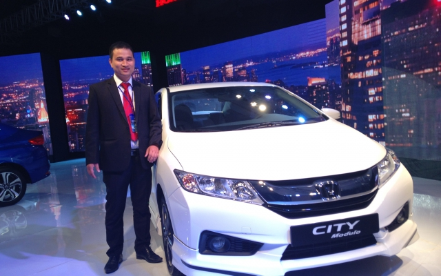 Honda City 2017 1.5MT