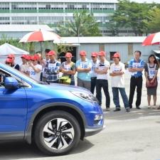 Honda Giải Phóng Cùng Honda Việt Nam Tổ Chức Lái Xe An Toàn