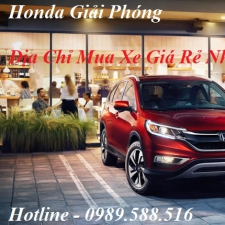 Mua Xe Honda CRV 2017 Ở Đâu Giá Bán Rẻ Nhất Hà Nội