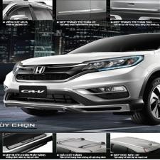 Honda CRV 2017 Lắp Phụ Kiện Modulo Thể Thao