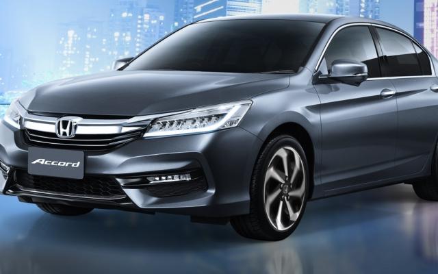 Phụ Kiện Gập Gương Honda Accord 2017-2020
