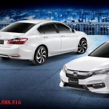 Honda Accord Lắp Phụ Kiện Thể Thao Đầy Uy Lực Model 2018