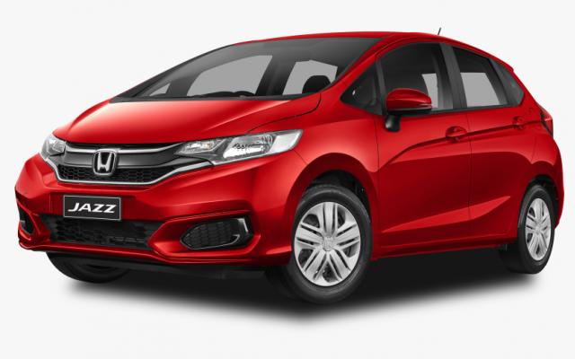 Honda Jazz 1.5V 2021