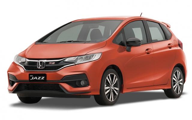 Honda Jazz 1.5RS 2021