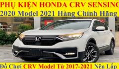 Phụ Kiện HONDA CRV 2021 Sensing Chính Hãng Cắm Zắc Đồ CHơi Xe Hơi Cao Cấp