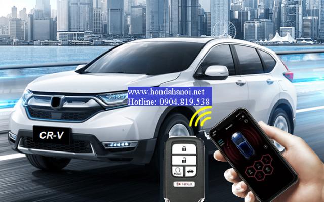 Đề Nổ Từ Xa Honda CRV 2017 đến 2021