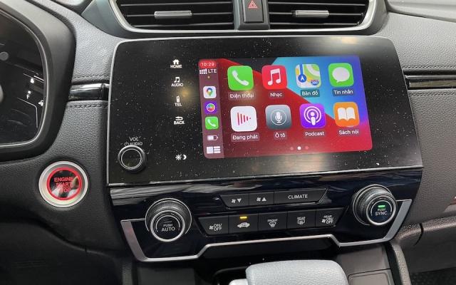 Phụ Kiện Carplay Android Auto Không Dây