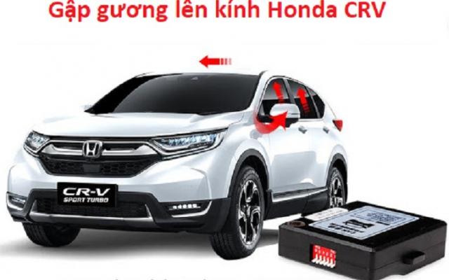 Gập Gương Lên Kính Tự Động Honda CRV 2017-2021