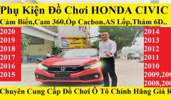 Phụ Kiện Nên lắp Cho Honda Civic 2021 Chinh hãng Giá Rẻ 0989588516