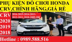 Phụ Kiện Đồ Chơi Nên Lắp Trên Honda CRV 2020 2021 Chính Hãng LH 0989588516