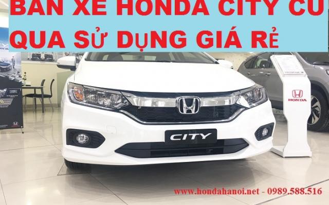 Bán Xe Honda City Cũ 2013-2018