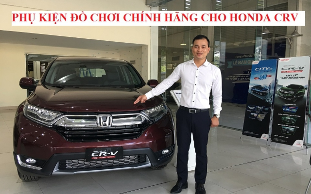 Phụ Kiện Đồ Chơi HONDA CRV