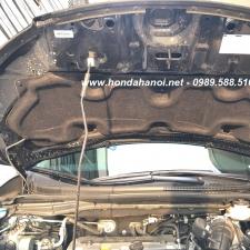Tấm Cách Nhiệt Nắp Capo Cho Honda CRV 2013 Đến 2017