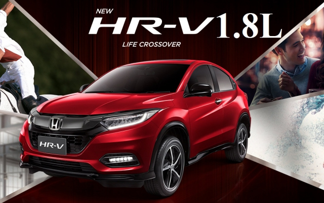 HONDA HR-V 1.8L 2018