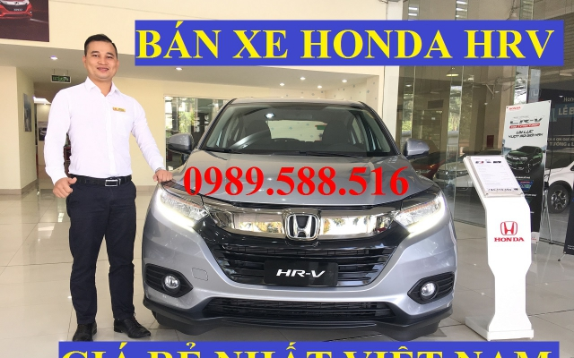 HONDA HR-V 1.8G 2019
