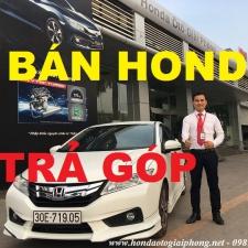 Mua Honda City 2018 Trả Góp Ở Đâu Hà Nội Giá Rẻ Nhất