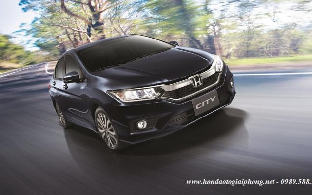 Honda City 1.5E CVT 2020