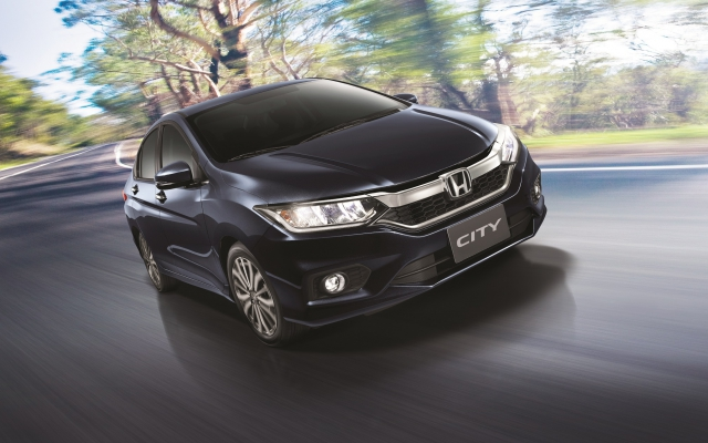 Honda City 1.5TOP 2018