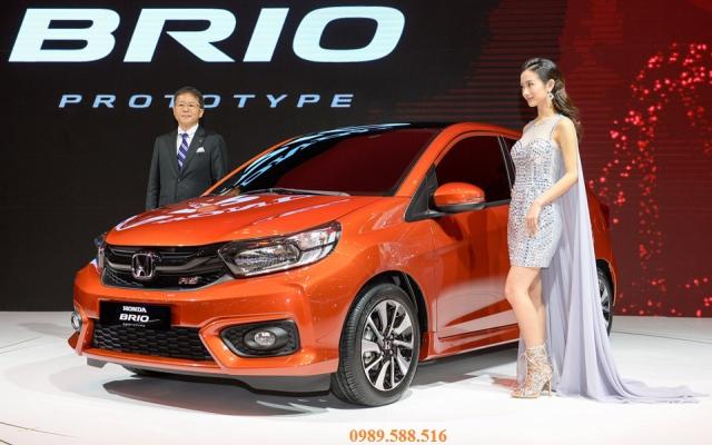 Gập Gương Lên Kính Honda Brio 2021