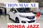 Chọn Màu Honda JAZZ 2018 Theo Tuổi Phong Thủy Màu Trắng Đỏ Đen Xanh Bạc Xám Cam