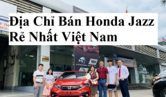 Showrom Honda Hà Nội Bán Honda Jazz 2021 Khuyến Mại 100 Triệu Giao Ngay