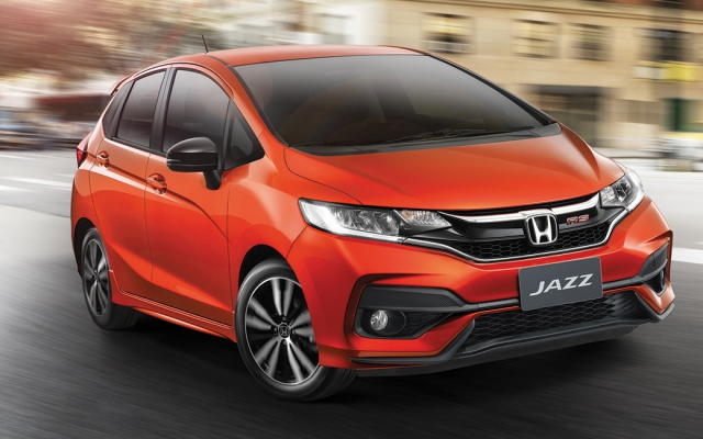 Honda Jazz 2018 Model 1.5RS