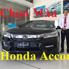 Chọn Màu Xe Honda Accord 2018 Theo Tuổi Ngũ Hành Phong Thủy Trắng Đen Bạc Đỏ Vàng Xám Xanh
