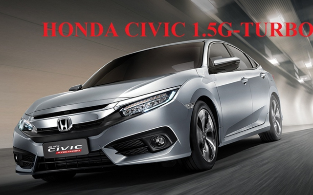 Honda Civic 1.8G-2019