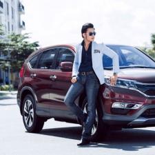 Bảng Giá Xe Honda CRV 2017