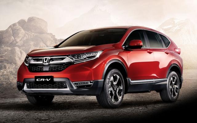 Bán Xe Honda CRV Cũ 2008-2018