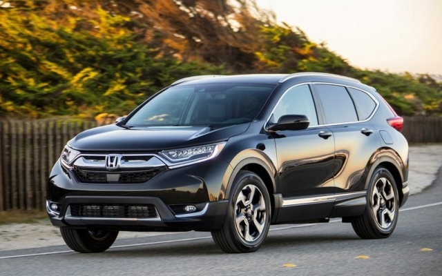 Honda CRV 2018 Model 1.5G