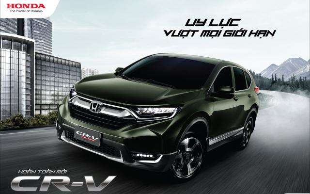 Honda CRV 2018 Model 1.5E