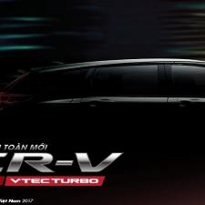 Honda CRV 2018 Model 7 Chỗ 1.5 Turbo Ra Mắt Tại Việt Nam