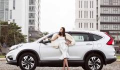 Honda CRV 2.4 TG Model 2017 Thêm 4 Tính Năng Cao Cấp Mới