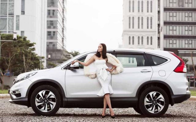 Honda CRV 2.4L 2017