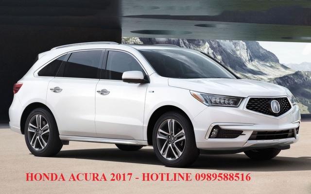 Honda Acura 2017