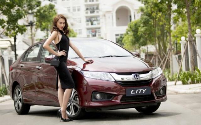 Honda City 2017 - 1.5CVT