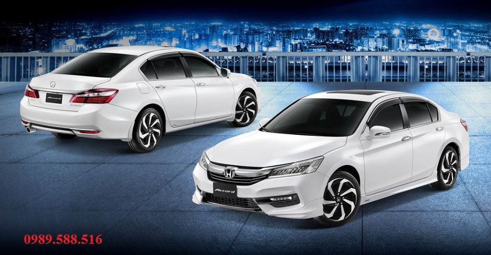 honda accord 2016 modulo
